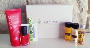 GLOWBOX Ιουλίου 2014 (my own, monoi tiki tahiti, avon κ.α.)