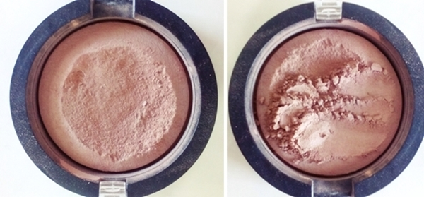Lovie bronzing powder