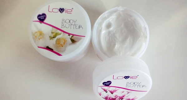 Lovie body butters