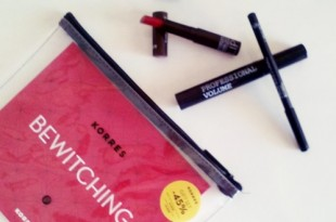 Bewitching: Korres Beauty in a Bag σετ καλλυντικών review