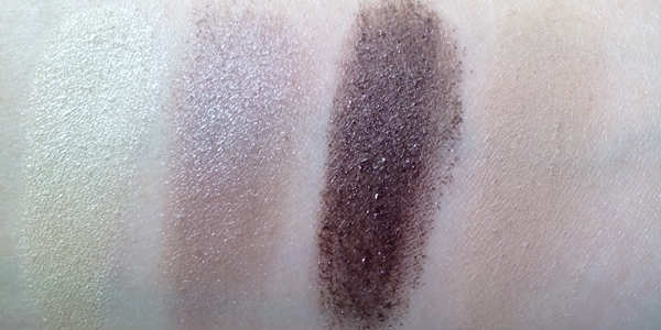 VIVO Enchanted palette swatches
