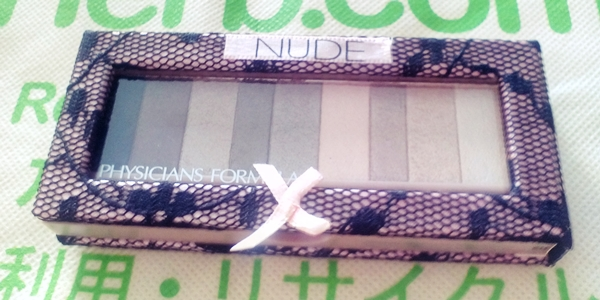 Physician's Formula, Inc., Shimmer Strips, Custom Eye Enhancing Shadow & Liner, Nude Eyes (7.5 g)