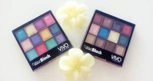 VIVO Παλέτες Show Me The Money & Enchanted (swatches)