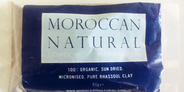 MOROCCAN NATURAL 100% Άργιλος Rhassoul