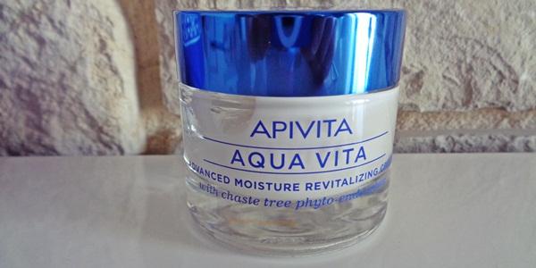 Apivita Promo set Aqua Vita με φυτοενδορφίνες λυγαριάς