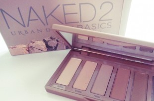 Urban Decay Naked 2 Basics παλέτα σκιών (review, swatches)