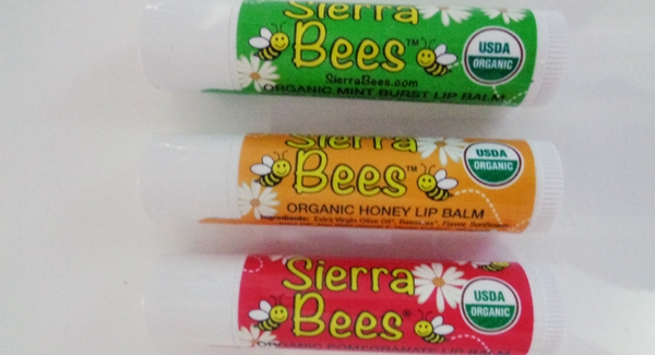 iHerb Haul – Αγορές από το iHerb sierra bees