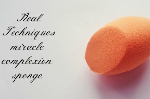 Real Techniques miracle complexion sponge (review)