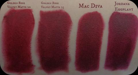 MAC DIVA Dupes