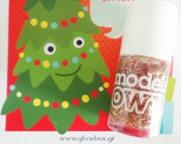 Glowbox Δεκεμβρίου 2014 models own