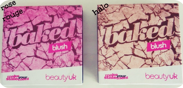Beauty uk review Baked Boxe ρουζ