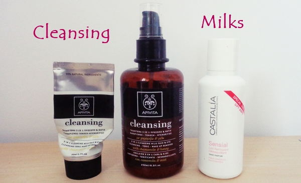 Γαλακτώματα καθαρισμού