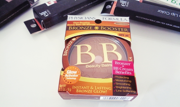 Physician's Formula, Inc., Bronze Booster, Glow-Boosting Beauty Balm BB Bronzer, SPF 20, Medium to Dark (9 g)