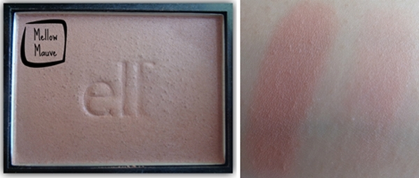 elf blush mellow mauve swatch