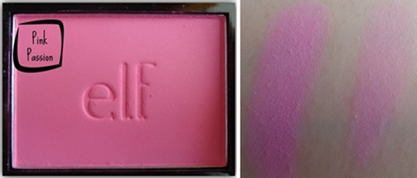 elf blush pink passion swatch