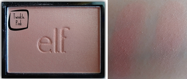 elf blush twinkle pink swatch