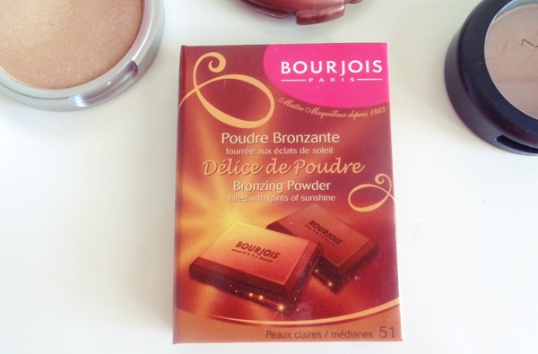 BOURJOIS Bronzing Powder 51 chocolate