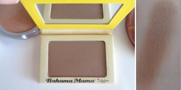 theBalm Bahama Mama swatch