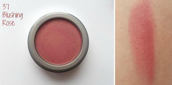 Jordana Powder Blushes - Jordana Ρουζ - blushing Rose