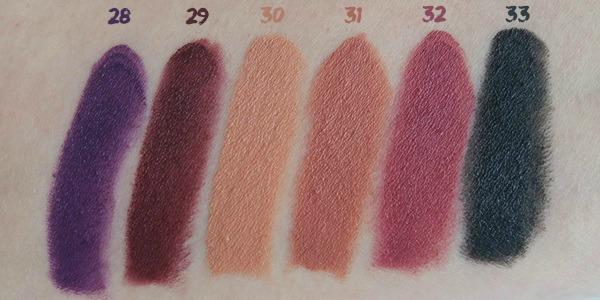 Κραγιόν Golden Rose Matte Velvet - Οι 6 νέες αποχρώσεις!