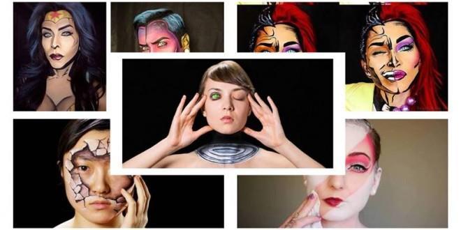 24 εντυπωσιακές μεταμορφώσεις – Η δύναμη του μακιγιάζ
