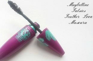 Maybelline The Falsies Feather-Look Volum' Express Mascara