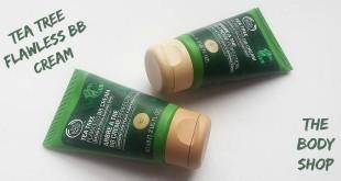 Tea Tree Flawless BB Cream - The Body Shop