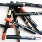 Κραγιόν Golden Rose Matte Lipstick Crayons (review & swatches)