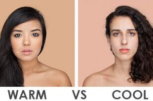 Beauty Quiz - Τι επιδερμίδα έχετε; Ψυχρή ή Θερμή ;