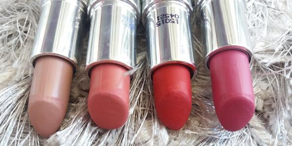 Seventeen Matte Lasting Lipstick - Ματ Κραγιόν της Seventeen