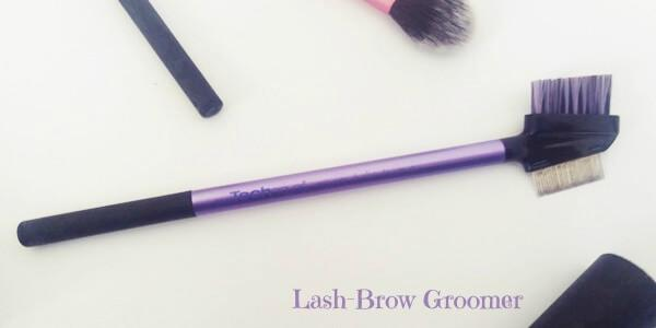 Lash - Brow Groomer real techniques