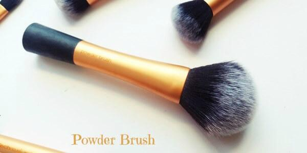 powner brush real techniques