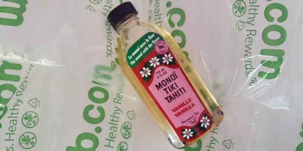 Monoi Tiare Tahiti, Vanilla (120 ml)