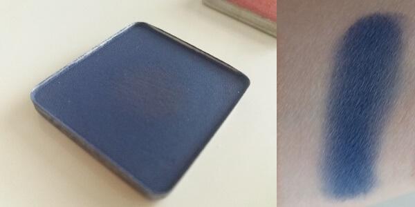 Παλέτες σκιών - σκιές της Inglot - Freedom system. Swatches και Review matte-332