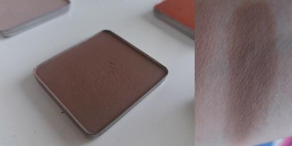 45Παλέτες σκιών - σκιές της Inglot - Freedom system. Swatches και Review matte-357