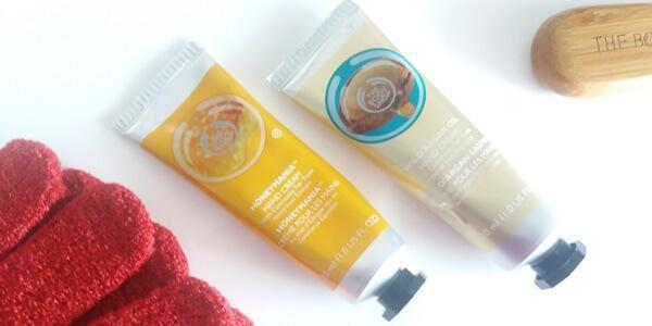 Argan Oil & Honeymania Hand Cream