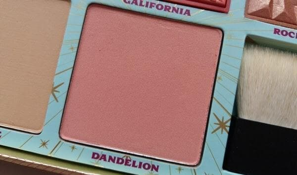 Cheek Parade. dandelion blush swatch