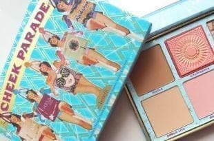 Cheek Parade. Νέα, limited edition παλέτα με ρουζ και bronzers της Benefit