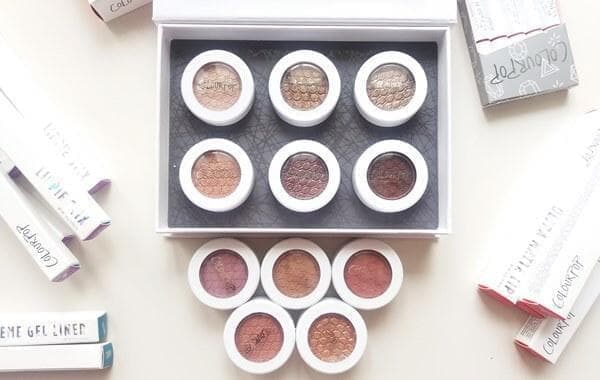 Super Shock eyeshadows