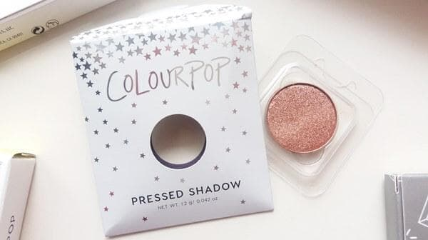 Pressed Powder high strung swatch